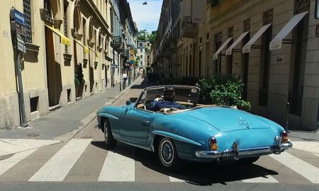 1967 Alfa Romeo Spider Lovely Vroom with A View Across Italy In A Classic Car