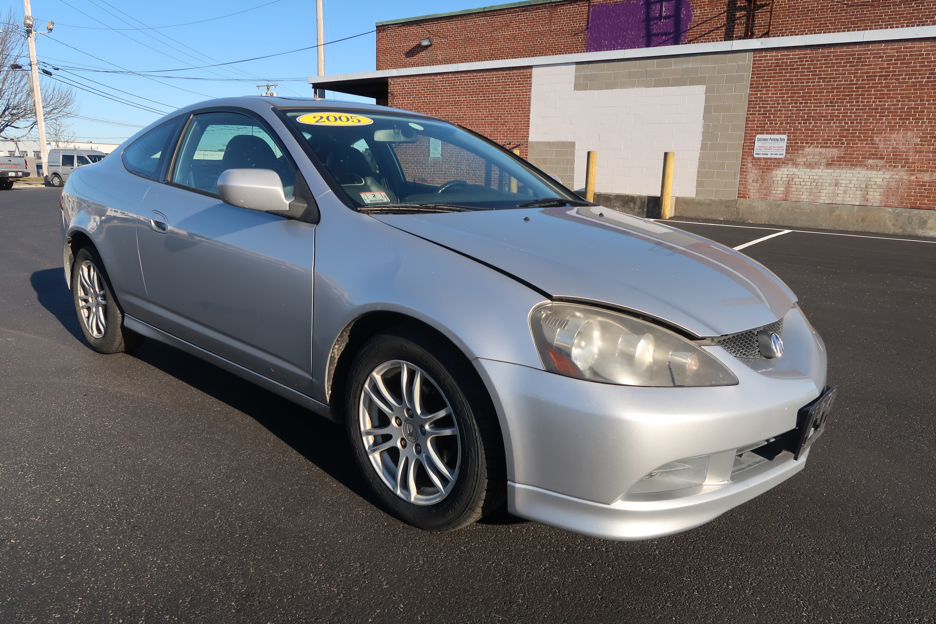 2006 Acura Rsx Type S Best Of 2005 Rsx