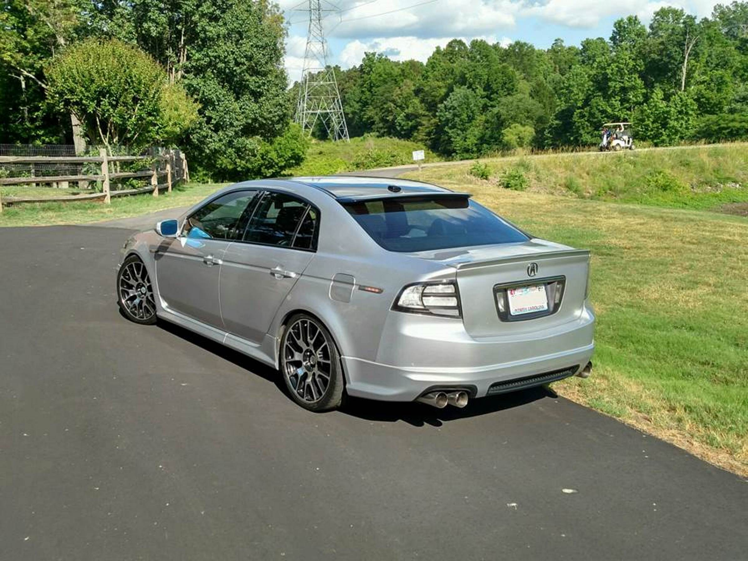 2007 TL Type S ASM ★Location Charlotte