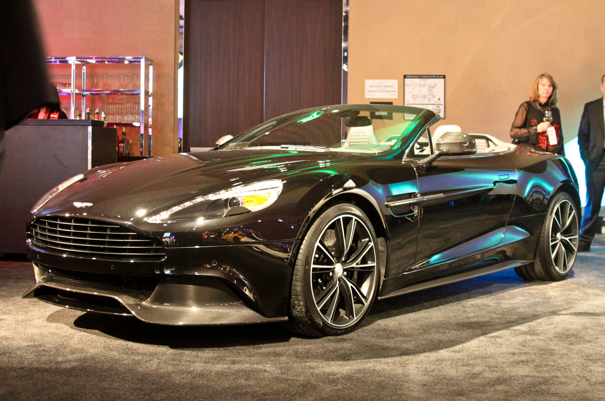 2014 aston Martin Vanquish Coupe Lovely 2015 aston Martin V12 Vantage S Unveiled