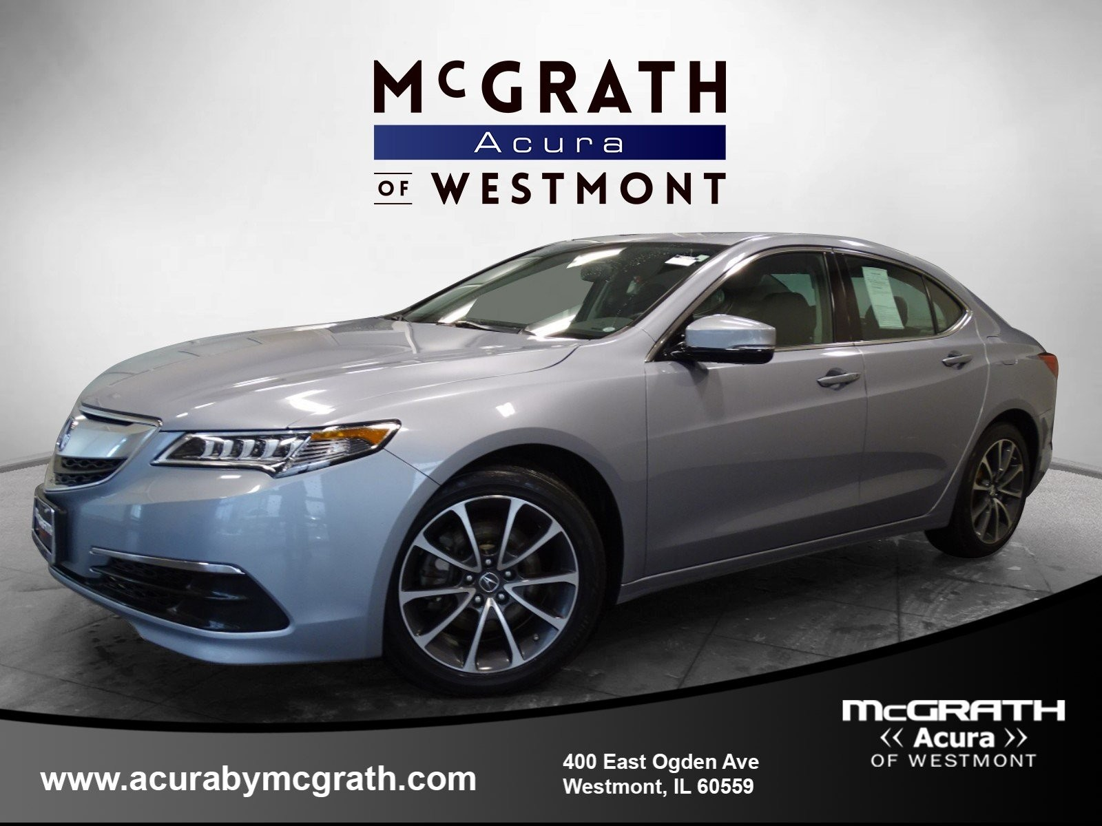 Certified Pre Owned 2016 Acura TLX V6