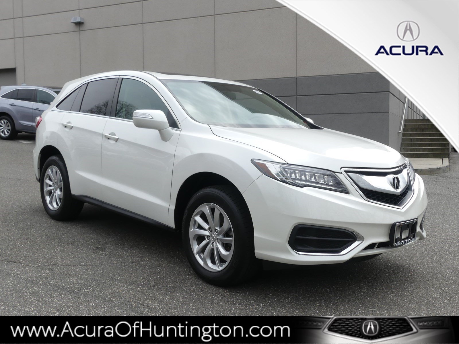 Certified Pre Owned 2016 Acura RDX AWD Sport Utility in Huntington UA7642