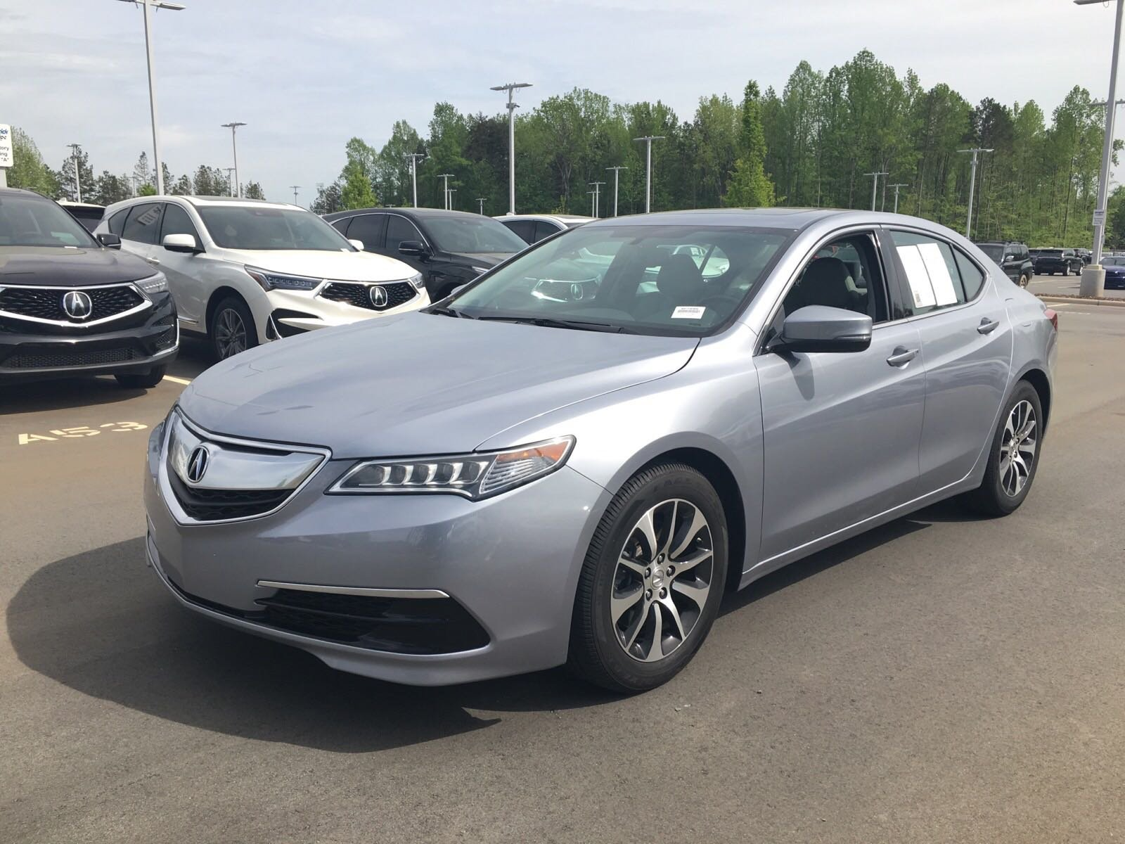 Acura Certified Pre Owned New Certified Pre Owned 2016 Acura Tlx Fwd 4dr Sdn Fwd In Buford Ap7695