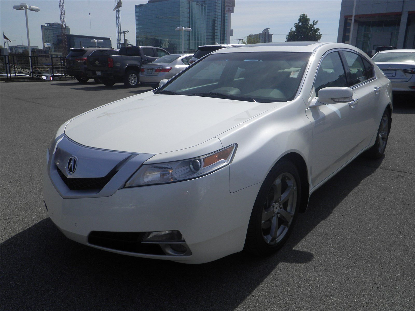 Pre Owned 2011 Acura TL TECH AWD