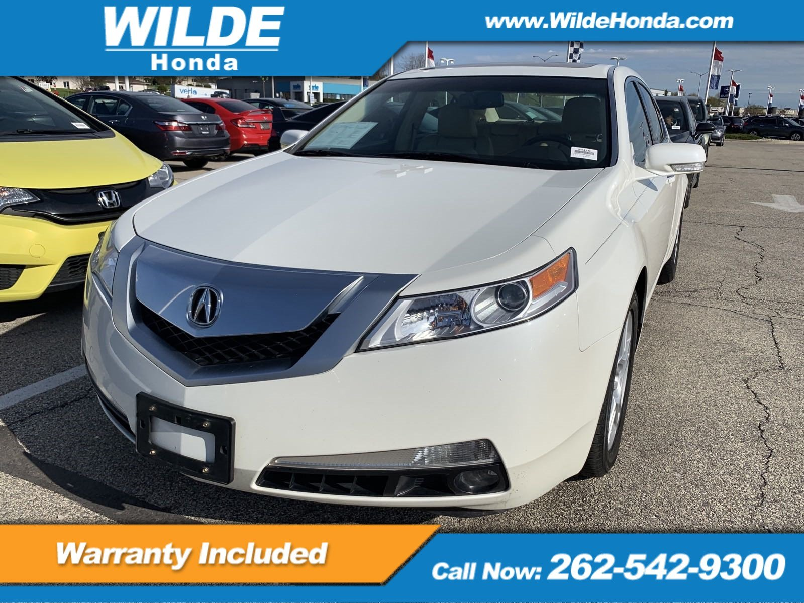 Pre Owned 2009 Acura TL Tech