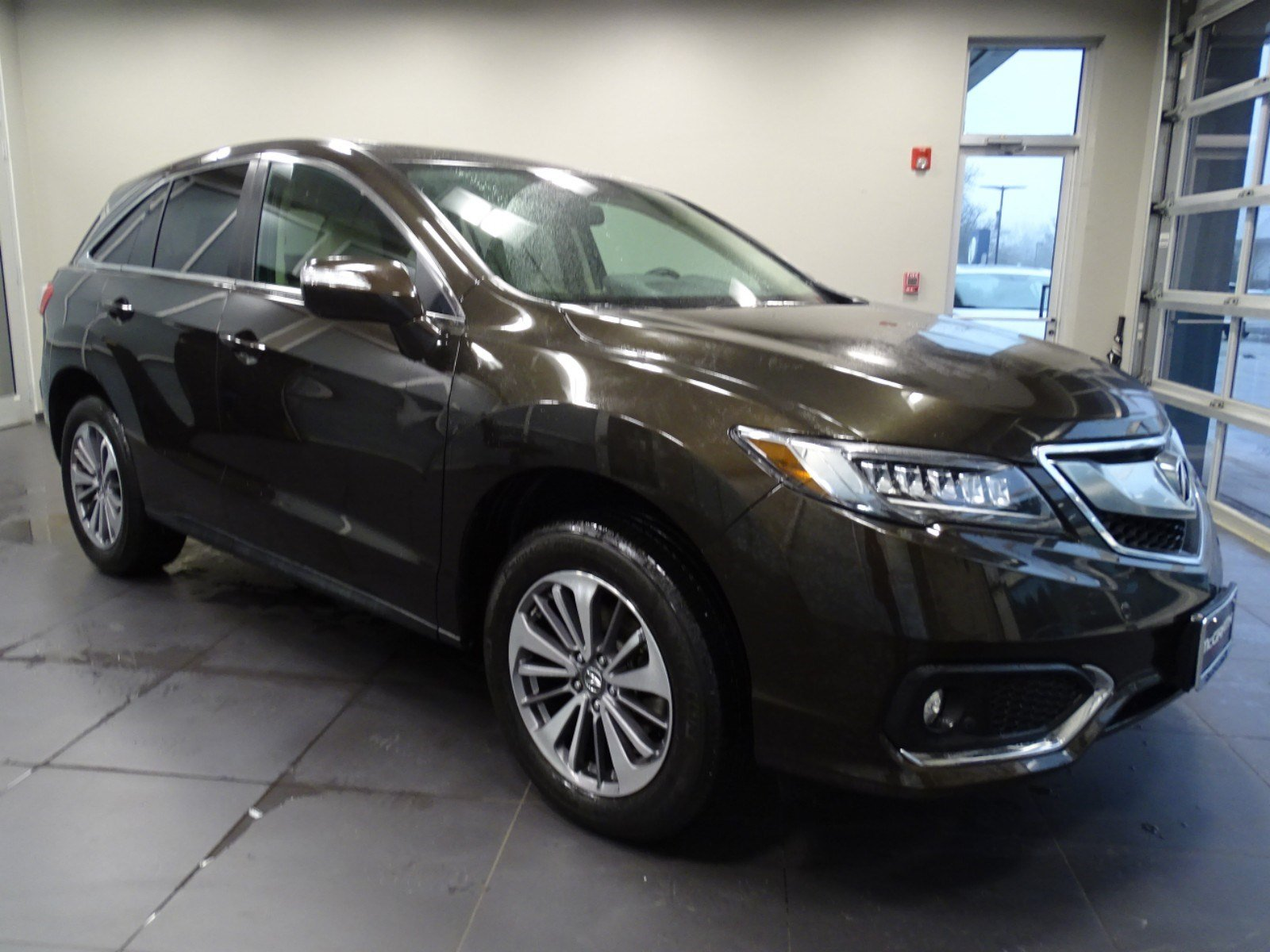Certified Pre Owned 2016 Acura RDX Advance Pkg