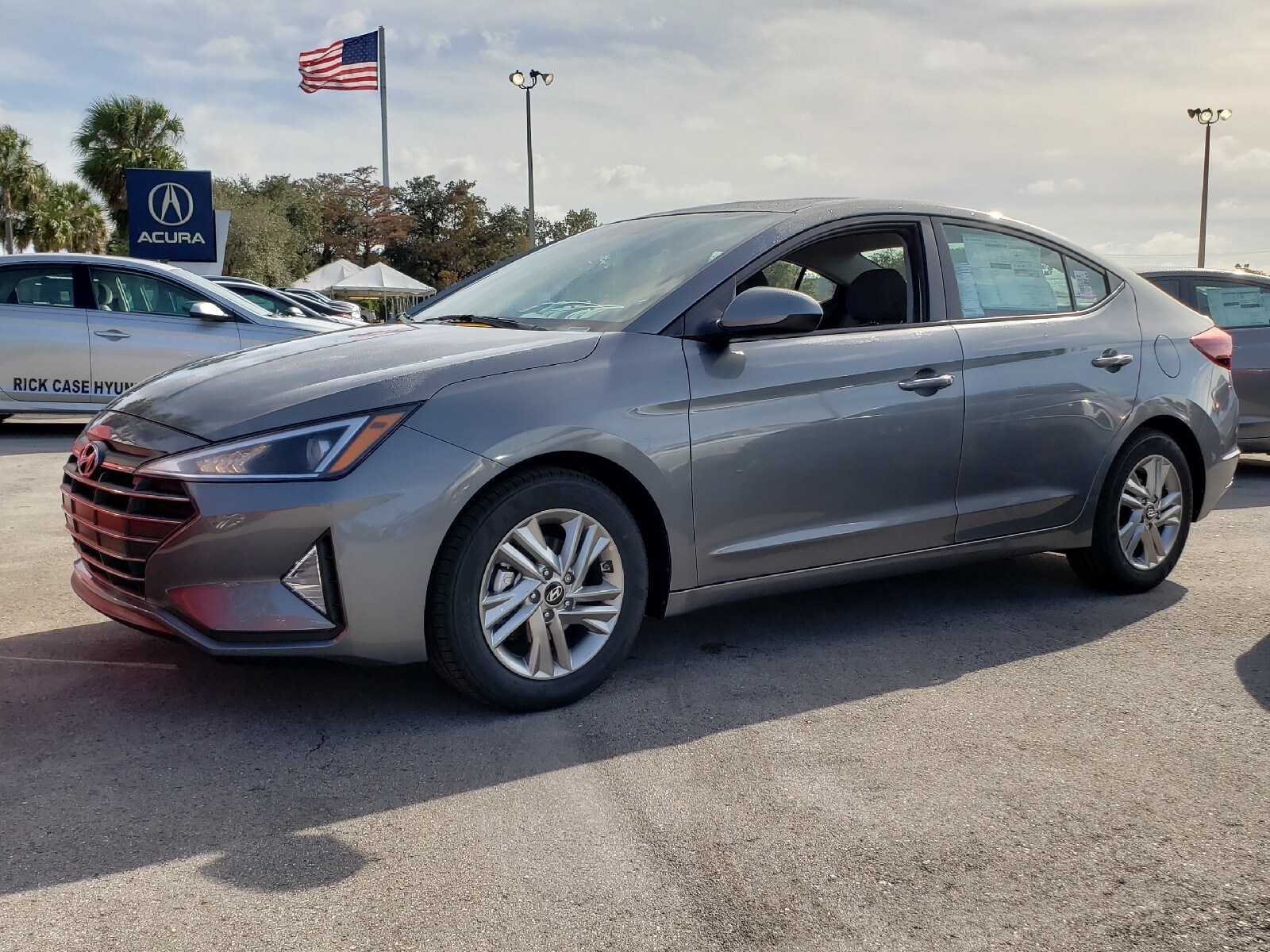 2019 New Hyundai Elantra SEL Sedan For Sale Ft Lauderdale Area Rick Case Hyundai Plantation