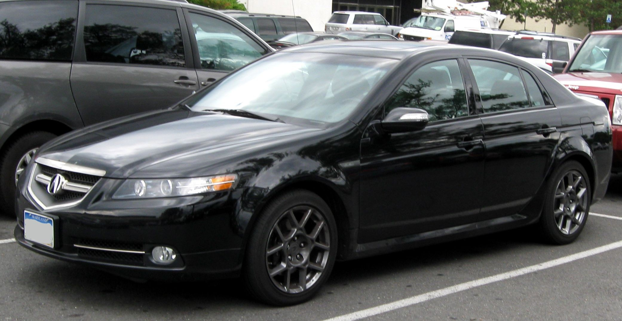 Acura Tl 2005 Elegant Citizencars – the Best Cars Collections