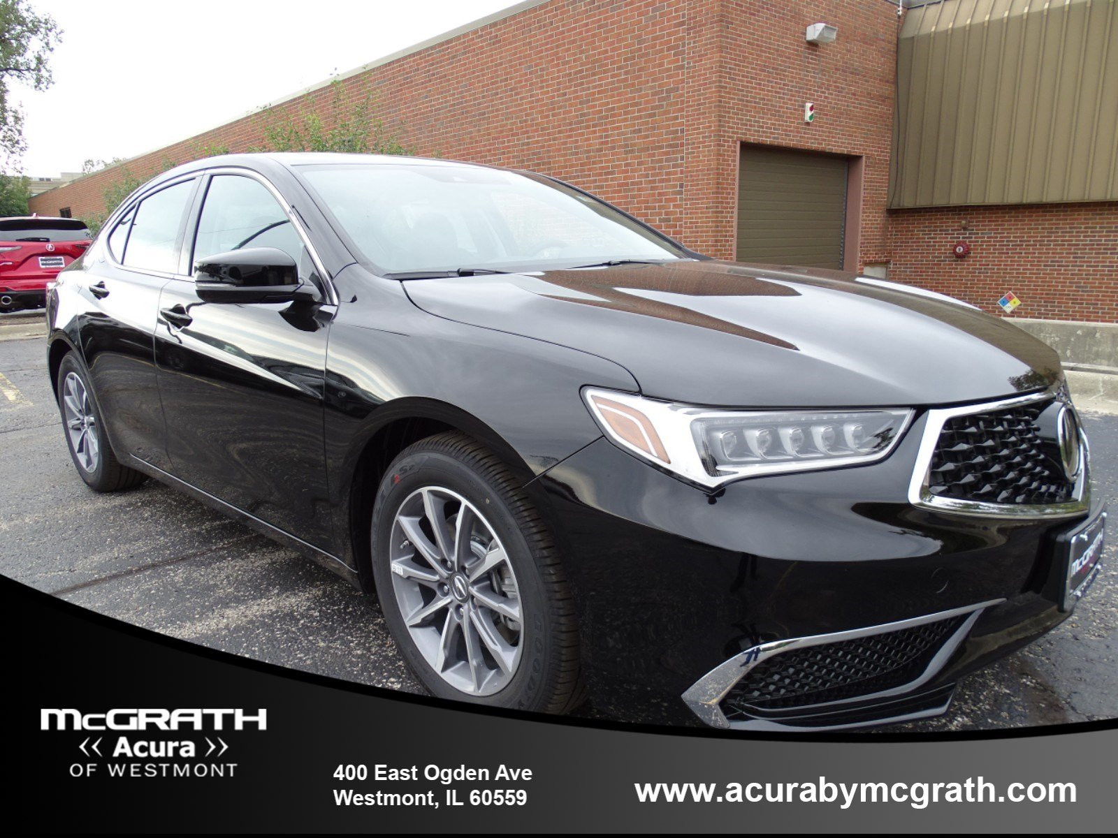 2019 Acura Tlxs Awesome New 2019 Acura Tlx 2 4 8 Dct P Aws 4dr Car
