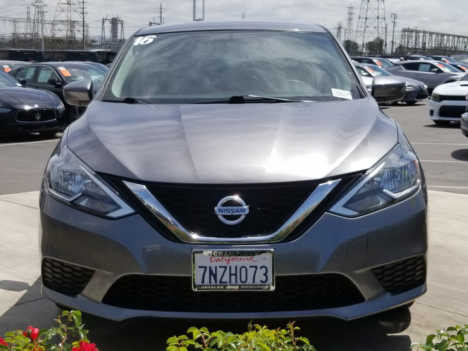 Pre Owned 2016 Nissan Sentra S