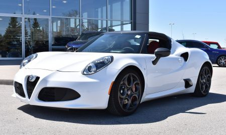 Alfa Romeo Spider Owners Manual Fresh New 2017 Alfa Romeo 4c Spider for Sale at Alfa Romeo Of London