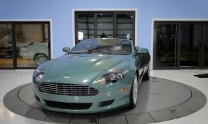 Aston Martin Bond Lovely Inventory
