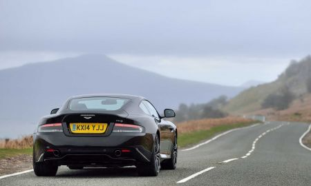 Aston Martin Db9 Convertible New 10 Great aston Martin Db9 Carbon Edition Rear View