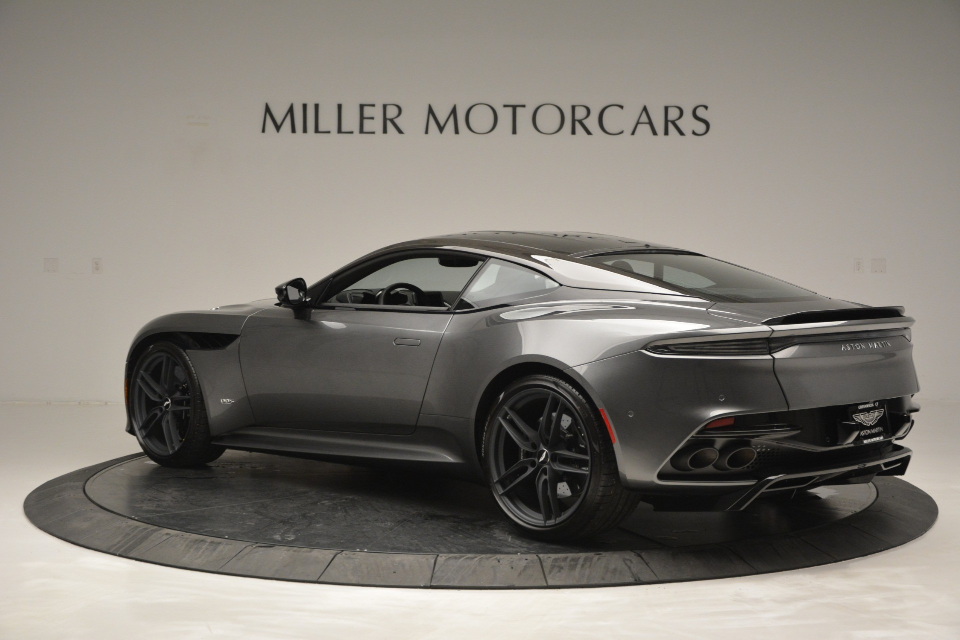 New 2019 Aston Martin DBS Coupe For Sale In Westport CT 2917 p4