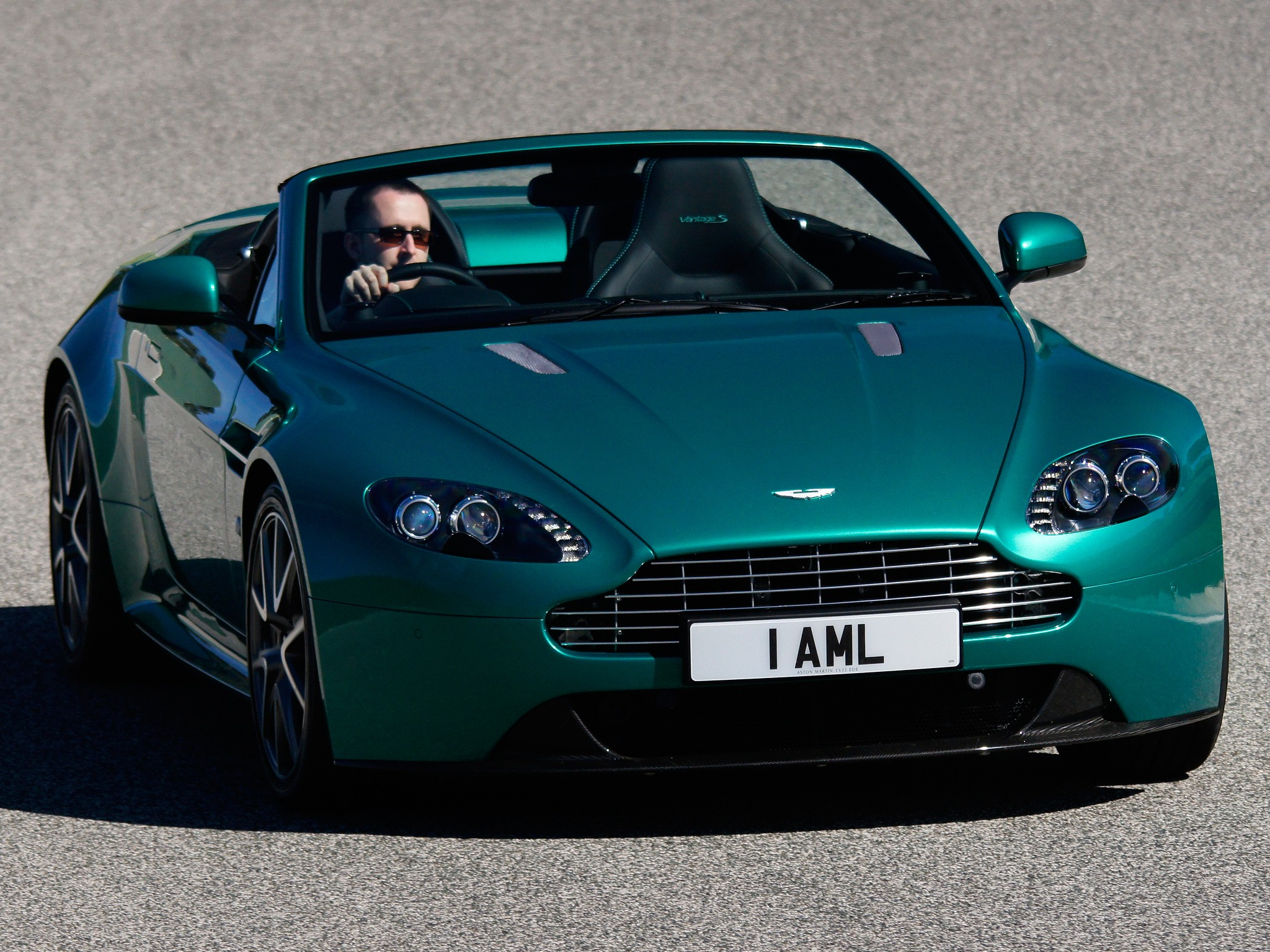 Aston Martin Roadster Fresh aston Martin V8 Vantage S Roadster [uk Spec] 2011–18