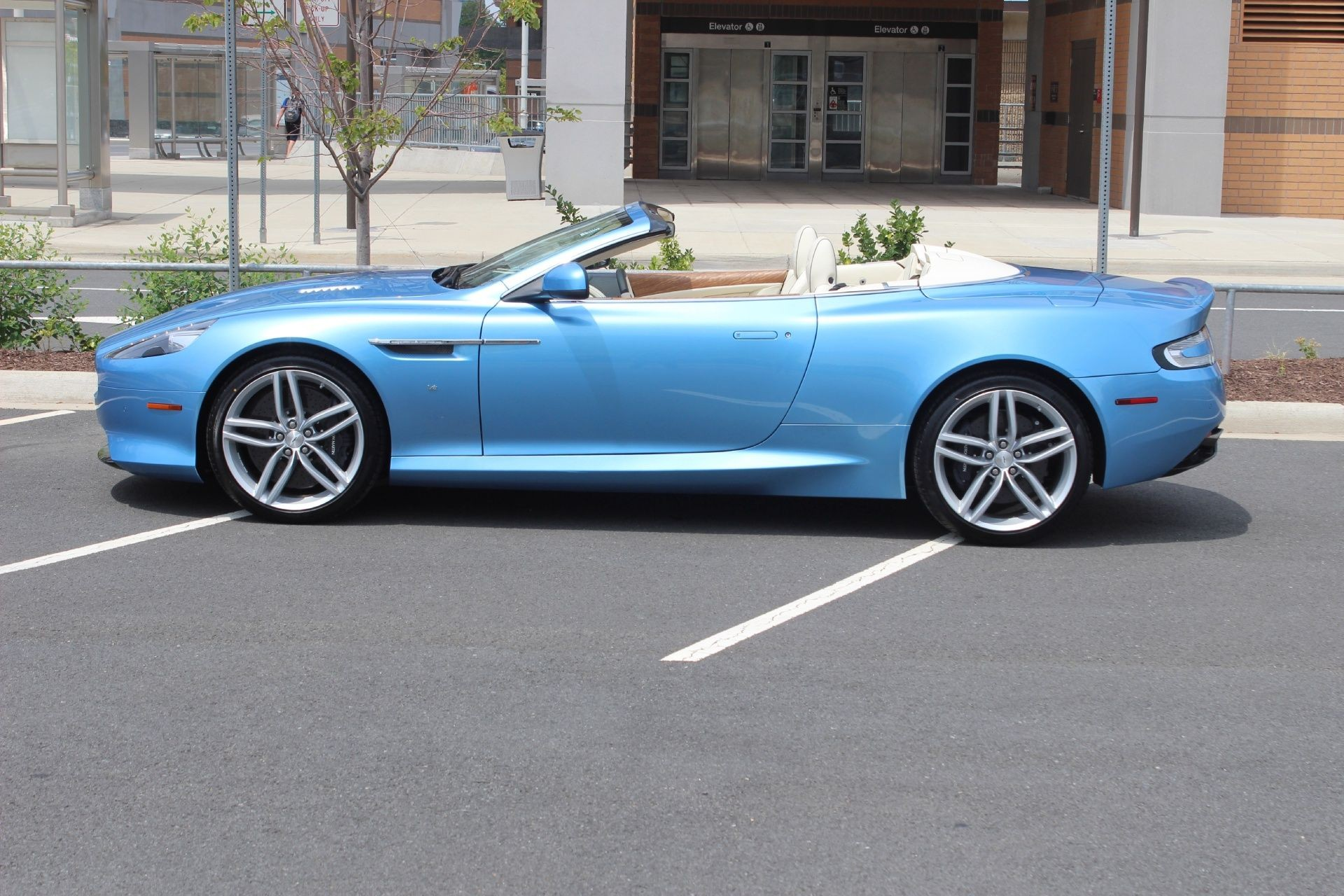 The best color there is for an Aston Martin DB9 GT Volante AstonMartin DB9 GT Volante ExclusiveAutomotiveGroup AstonMartinWashingtonDC ForSale