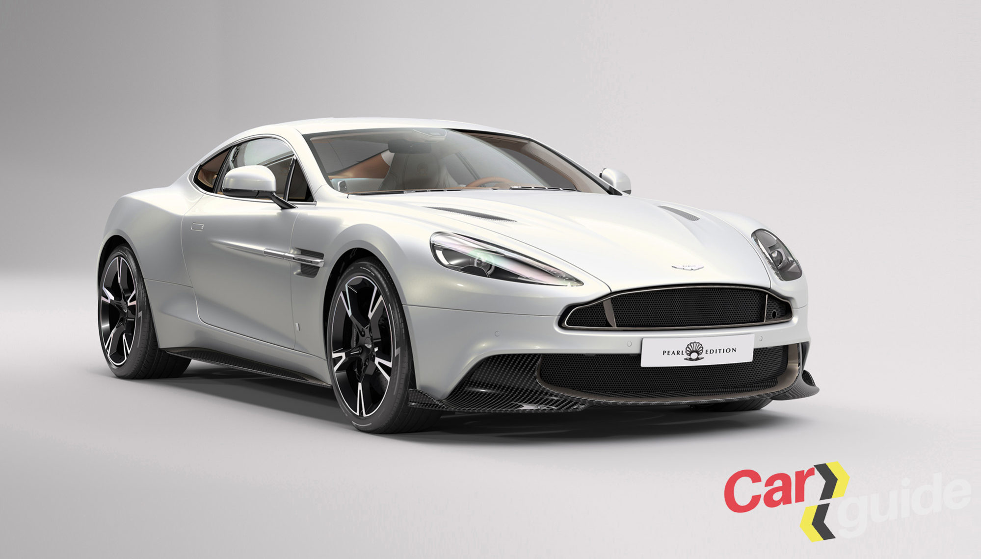 Aston Martin announces Vanquish S Pearl edition for Middle East market