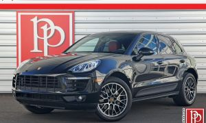 Aston Martin Warranty Luxury Used 2015 Porsche Macan at Park Place aston Martin Wp1ab2a54flb