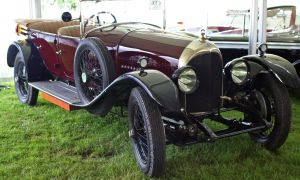 Bentley Azure Inspirational Bentley 3 Litre