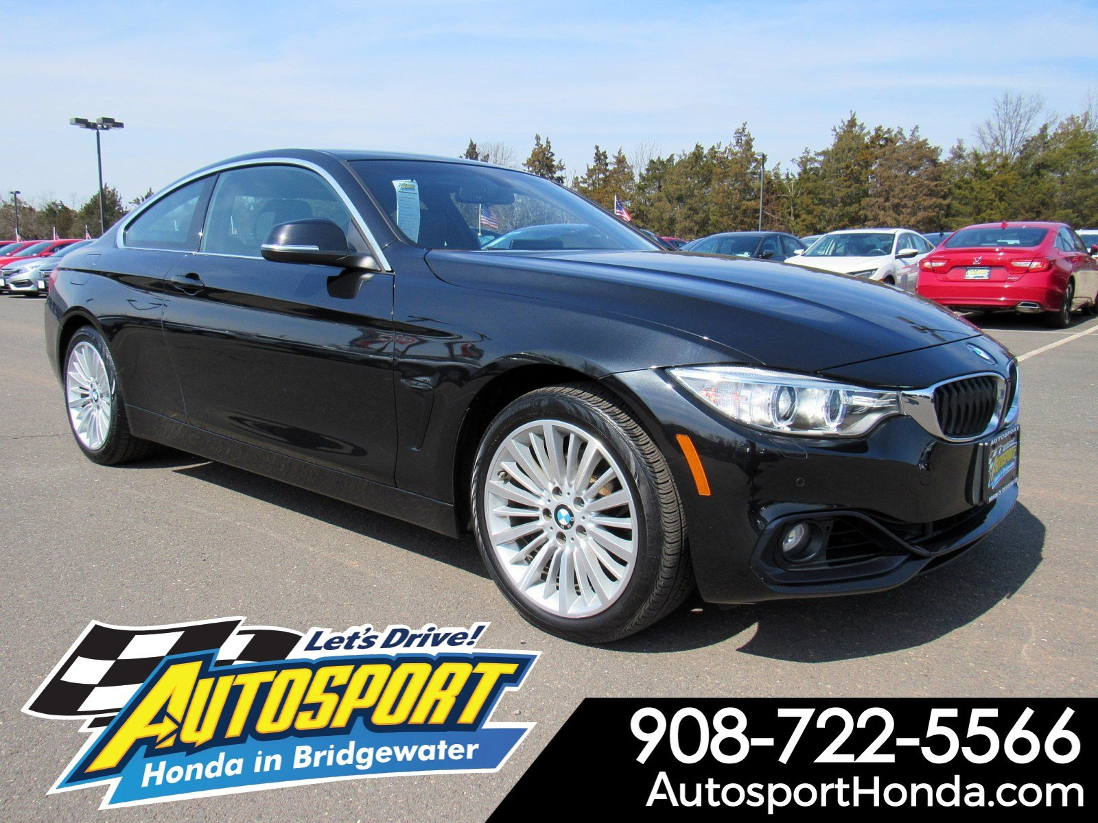 Pre Owned 2016 BMW 4 Series 428i xDrive 2dr Car in Bridgewater U9325H