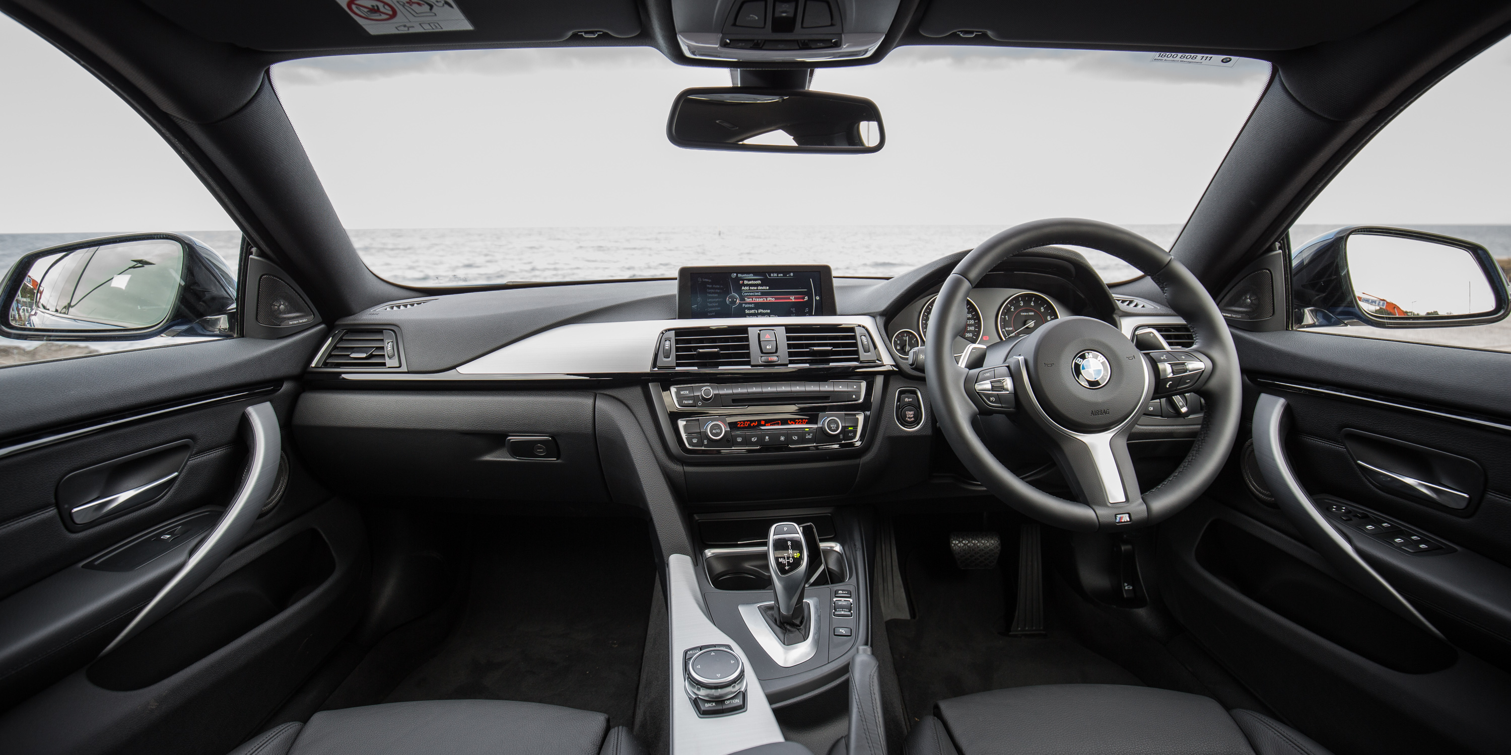bmw 435i gran coupe m sport package 6