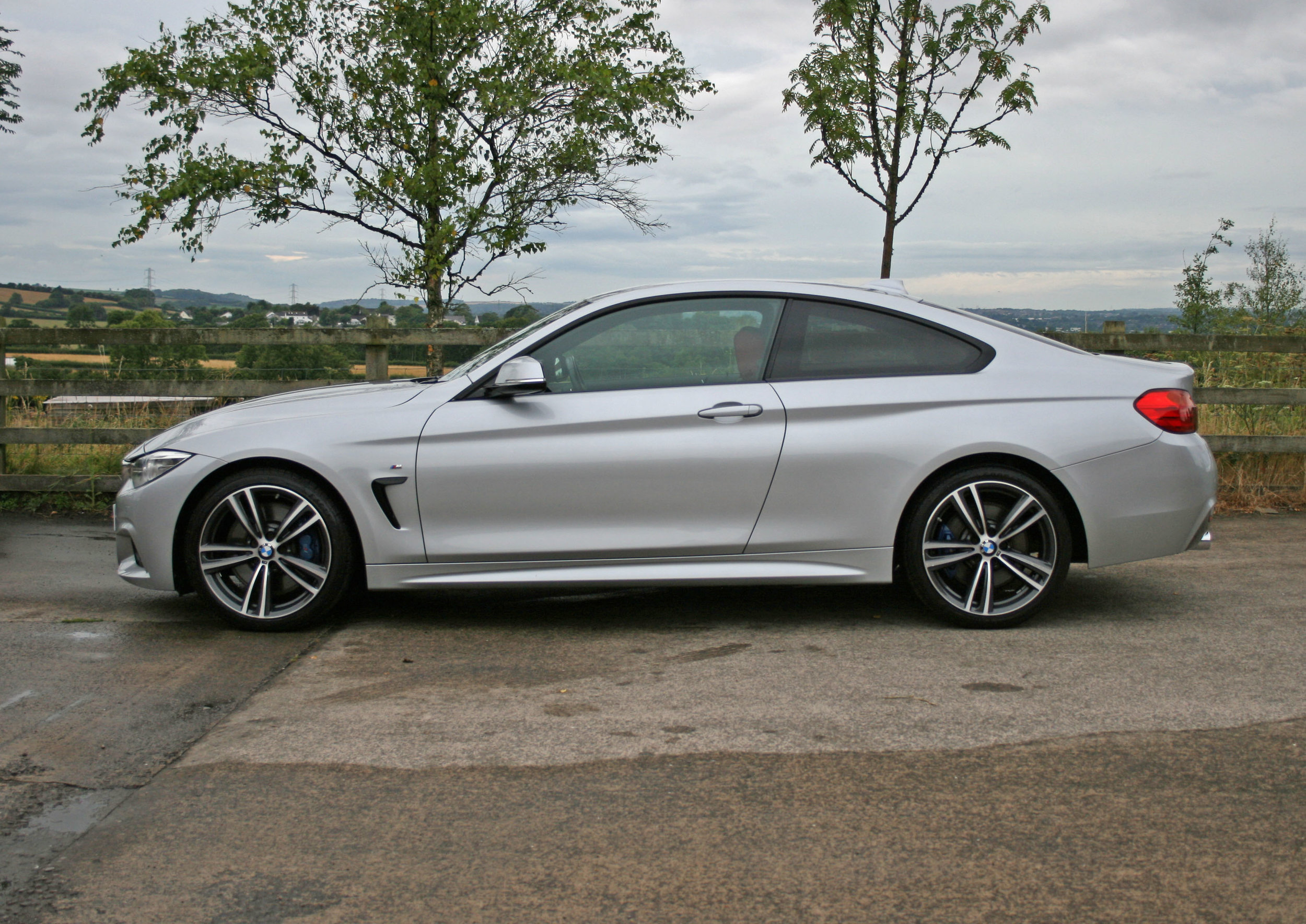 Bmw 435i Unique 2014 Bmw 435i Msport — W D Wins