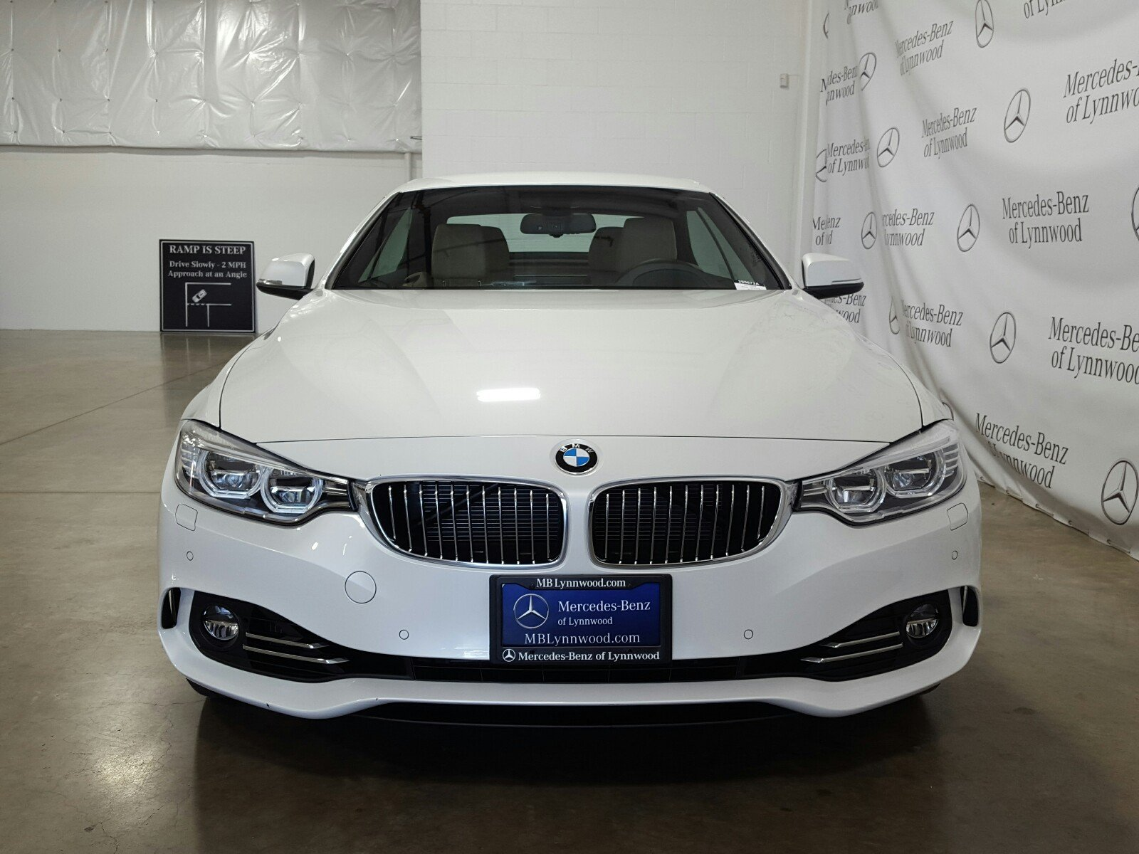 Pre Owned 2015 BMW 4 Series 435i xDrive AWD Convertible