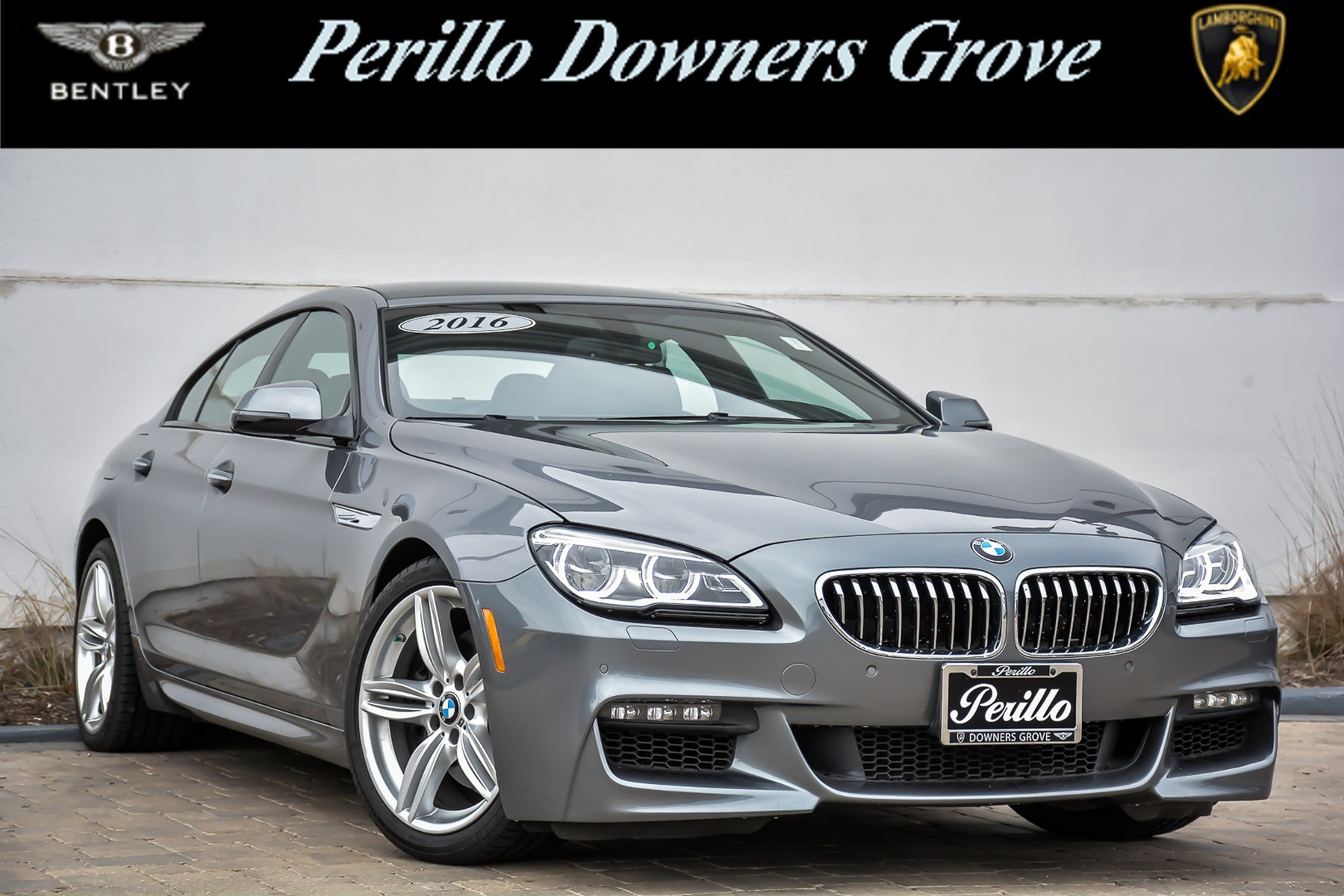 Bmw 650i Unique Pre Owned 2016 Bmw 6 Series 640i Xdrive Gran Coupe Executive M Sport