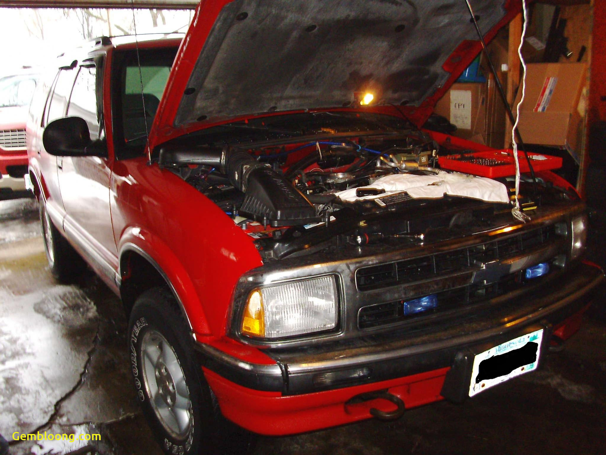 Chevy Blazer Brake Booster Luxury Rough Idle when Stopped or Parked Blazer forum Chevy Blazer forums