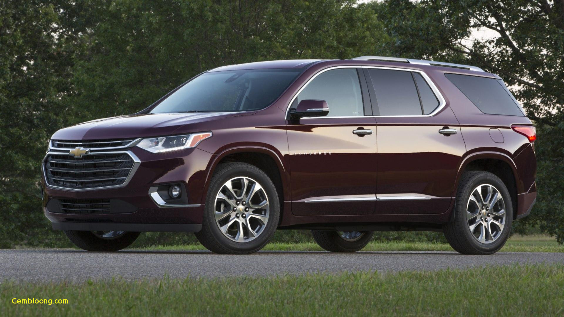 2019 Traverse 2019 Chevrolet Traverse High Country Awd