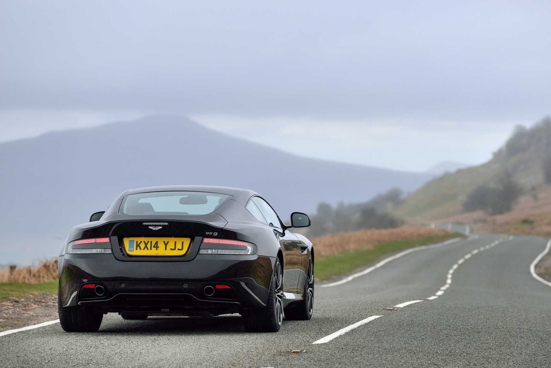 Most Expensive aston Martin Awesome 10 Great aston Martin Db9 Carbon Edition Rear View