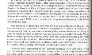 Paddock Chevrolet Awesome Hang On A Minute – A History Of St Matthew S Anglican Church