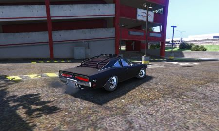 1969 Dodge Charger Beautiful Dodge Charger O Death 1969 [add Replace] Gta5 Mods