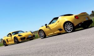 Alfa Romeo 4c Exhaust sound Beautiful Parison 2016 Porsche Cayman Vs 2016 Alfa Romeo 4c