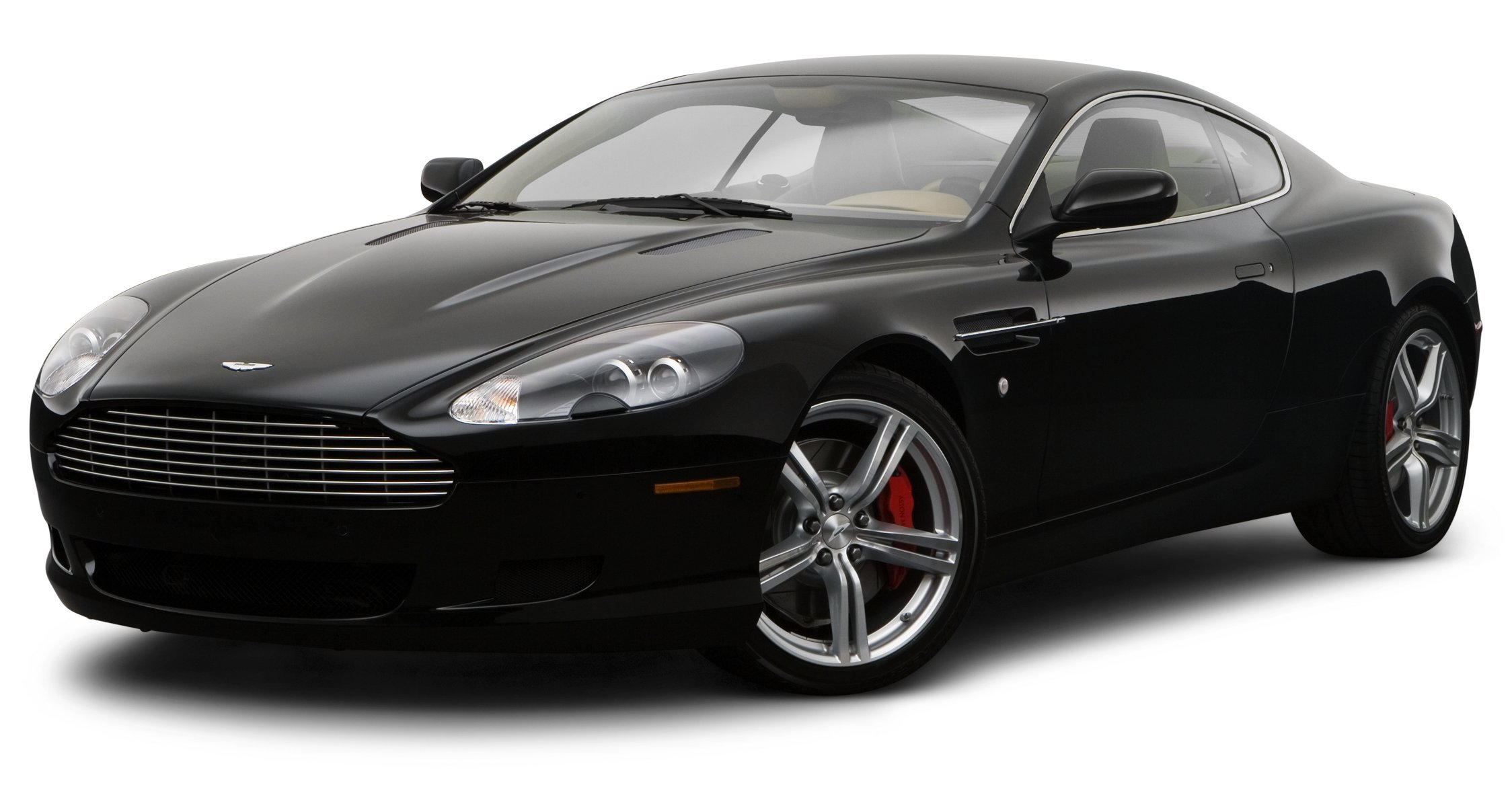 2009 Aston Martin DB9 2 Door Coupe Automatic Transmission