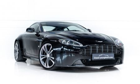 Aston Martin Vanquish V12 New aston Martin V12 Vantage Coupe Extra Carbon Classic Youngtimers