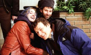 Eternal Sunshine Of the Spotless Mind Luxury Mind Games and Broken Hearts Jim Carrey and Michel Gondry On Making