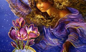 "Hope Springs Eternal Luxury Hope Springs Eternal 2"" Par Josephine Wall"