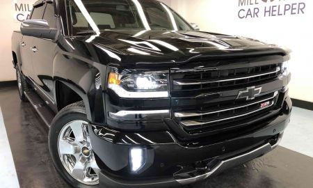 Ryan Chevrolet Luxury 2018 Chevrolet Silverado 1500 Ltz