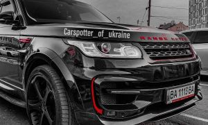 Hamann Range Rover Lovely Posts Tagged as Rangeroverstartech