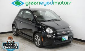What Does Fiat Mean Beautiful 2015 Fiat 500e