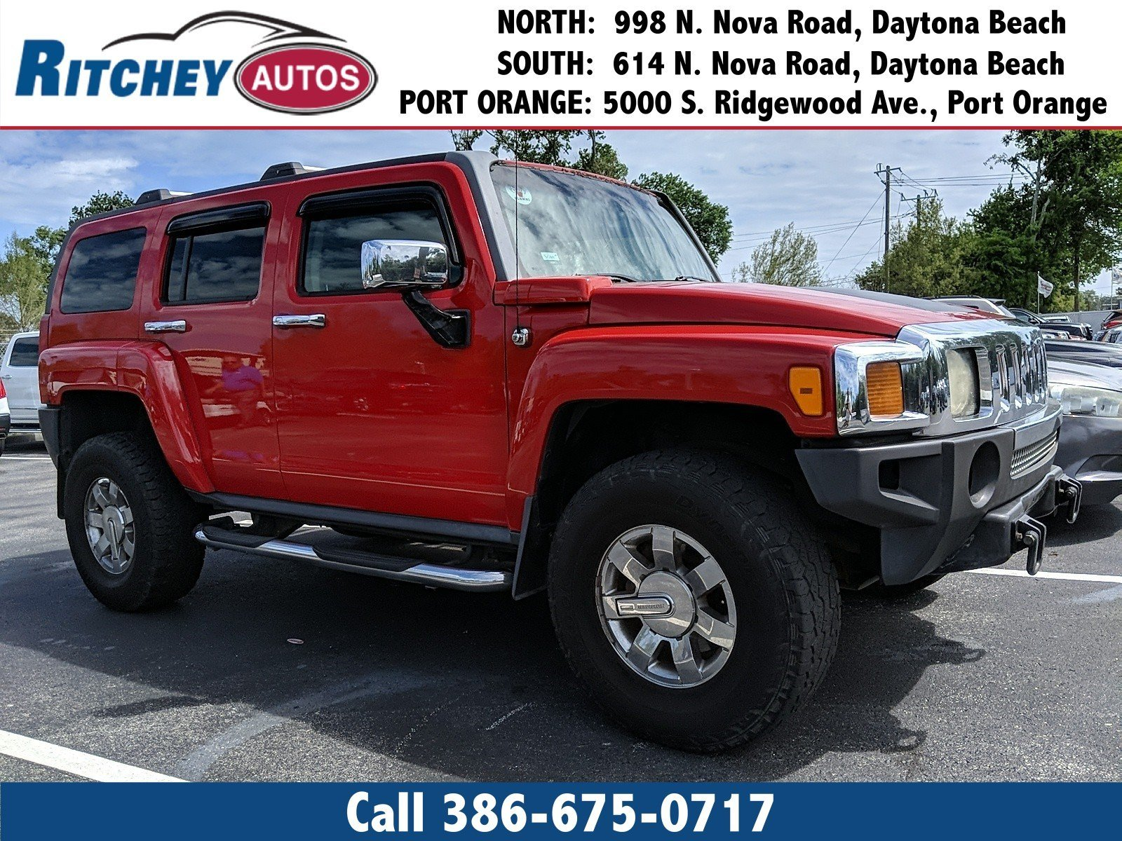Hummer H2 Gas Mileage Fresh Used 2006 Hummer H3 Near Debary Fl Ritchey Autos