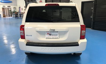 Jeep Liberty Awesome 2008 Jeep Patriot Sport