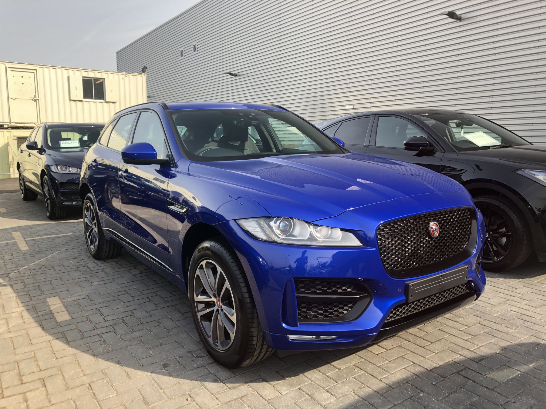 Best Koenigsegg New Jaguar F Pace 2 0 R Sport Awd Automatic 5 Door Estate 17my Available From Jaguar Barnet