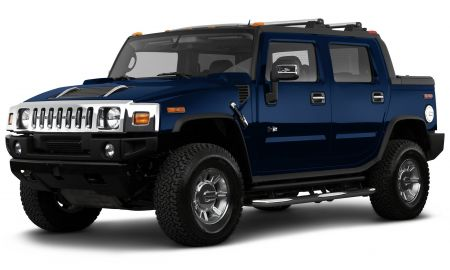 Hummer H2 Mpg Luxury 2007 Hummer H2