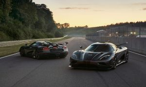 Koenigsegg Agerra R Elegant the Last Of the Koenigsegg Ageras Thor and Väder the Drive
