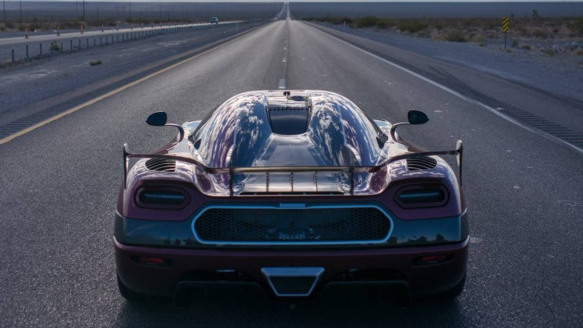 koenigsegg agera rs sets new record for fastest production car
