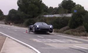 Koenigsegg One 1 top Speed Awesome Crash Testing A Koenigsegg is Expensive so the Pany Has