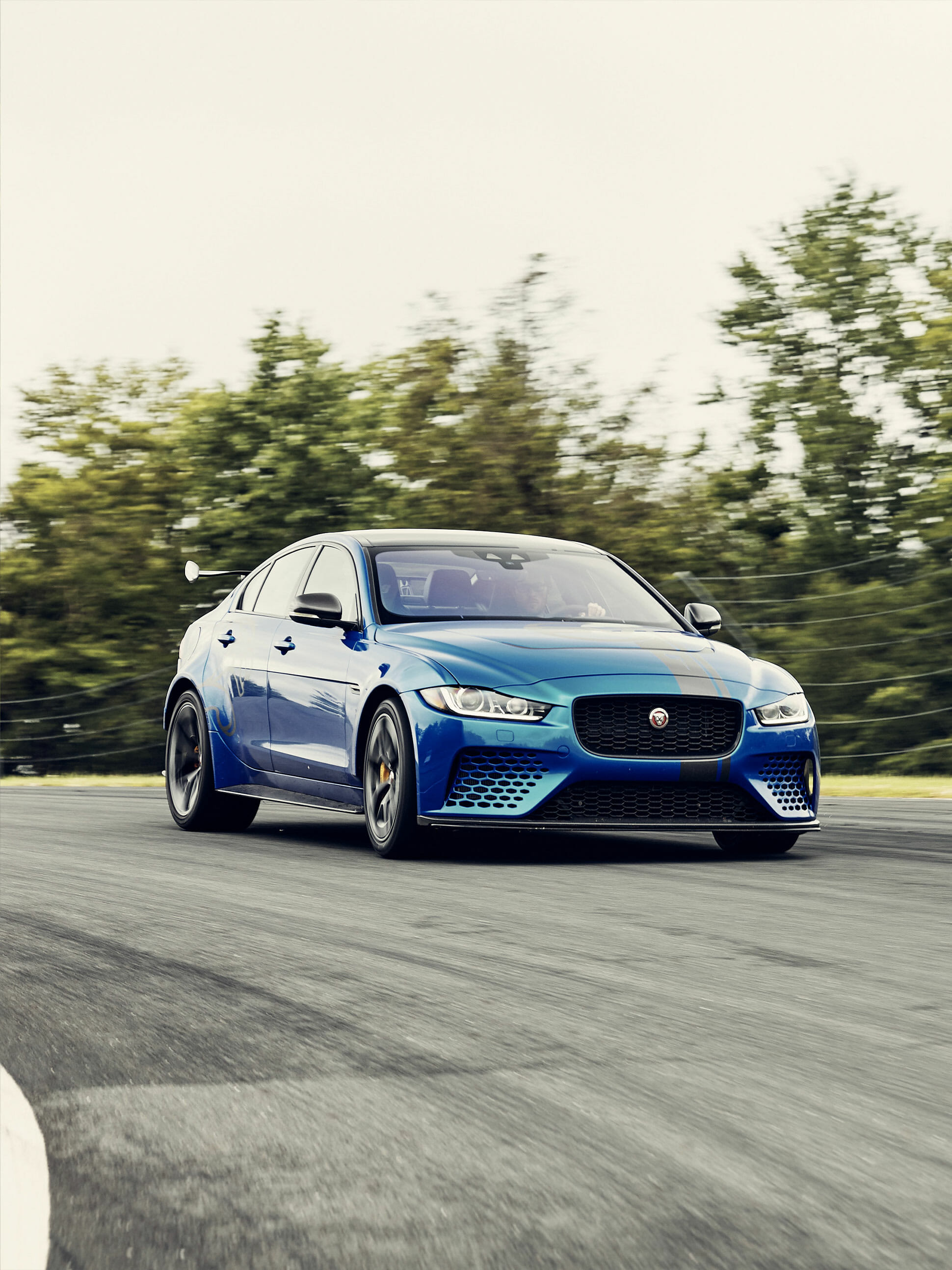 2019 jaguar xe sv project 8 review odd name delightful car