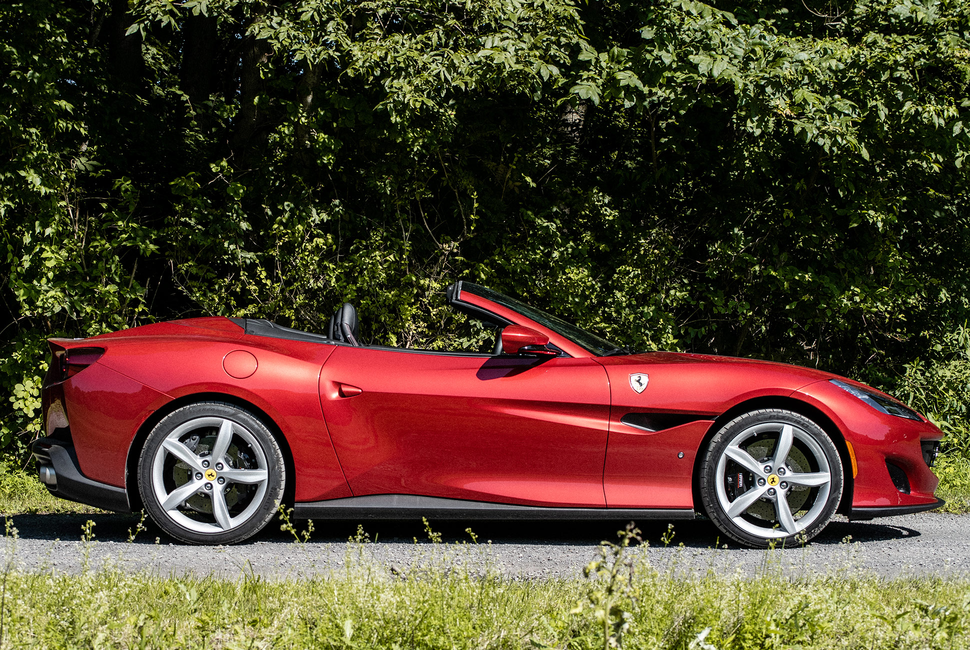 2019 ferrari portofino review every bit a ferrari in the ways that matter 1